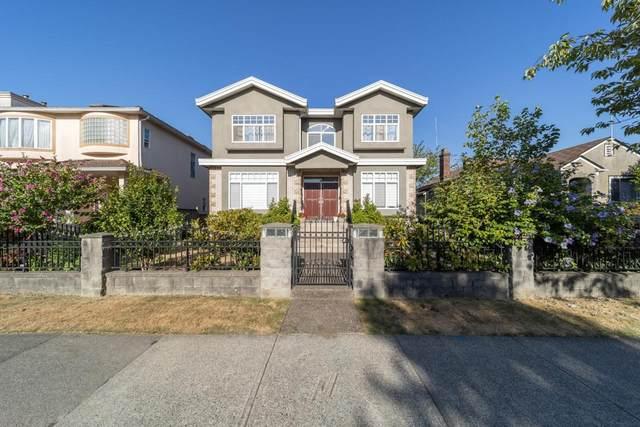 6475 Ontario Street, Vancouver, BC V5W 2N1 (#R2604228) :: Premiere Property Marketing Team