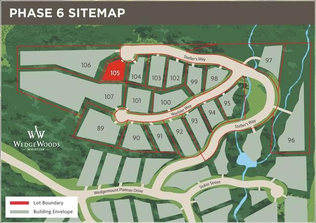 9320 Steller's Way, Whistler, BC V8E 1M1 (#R2604236) :: Initia Real Estate