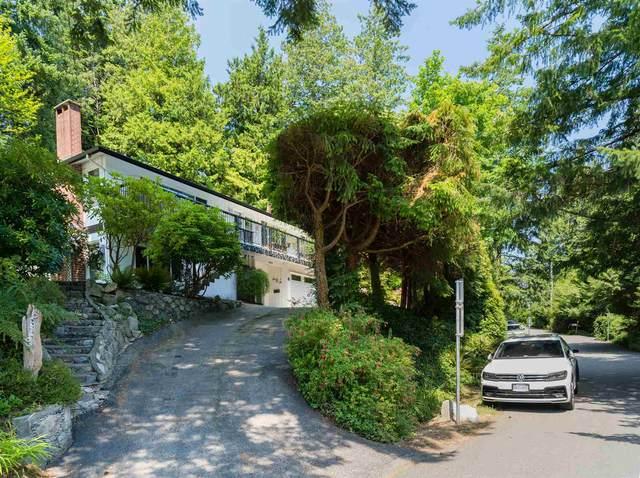 6825 Hycroft Road, West Vancouver, BC V7W 2K7 (#R2604237) :: Premiere Property Marketing Team