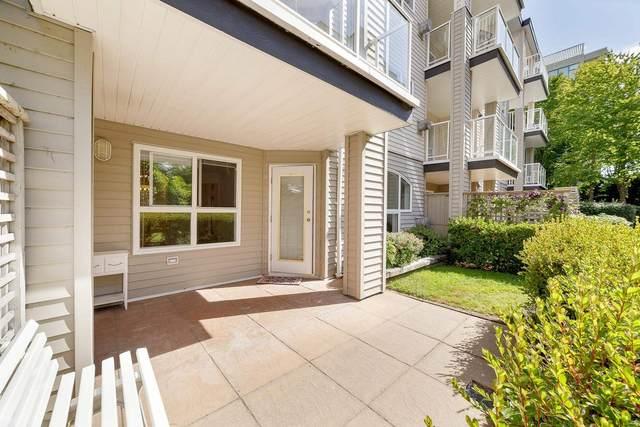 1588 Best Street #106, White Rock, BC V4B 4G1 (#R2604238) :: Premiere Property Marketing Team