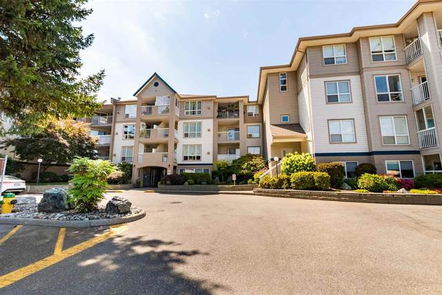 9165 Broadway Street #403, Chilliwack, BC V2P 7Z8 (#R2604277) :: Ben D'Ovidio Personal Real Estate Corporation | Sutton Centre Realty