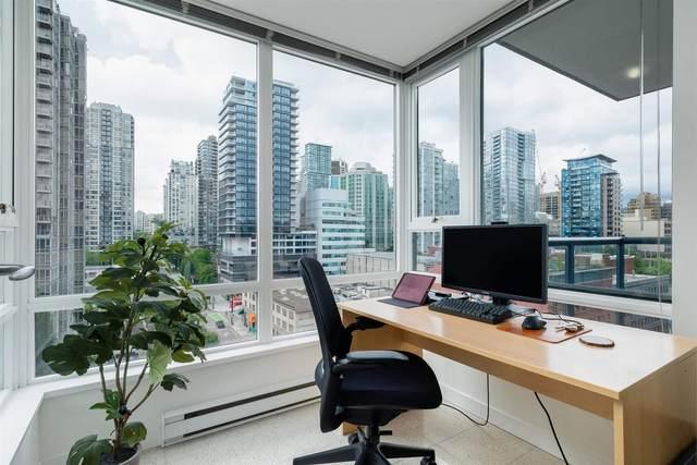 928 Beatty Street #1508, Vancouver, BC V6Z 3G6 (#R2604287) :: Initia Real Estate