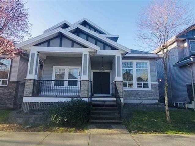 17296 64A Avenue, Surrey, BC V3S 0P5 (#R2604290) :: 604 Realty Group