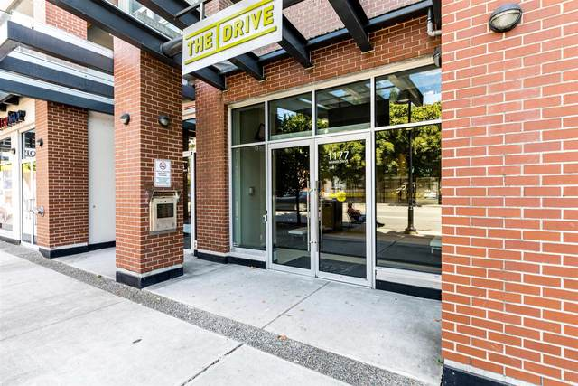 1177 Marine Drive #311, North Vancouver, BC V7P 1T1 (#R2604317) :: Initia Real Estate