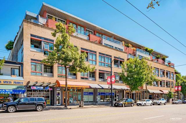 2250 Commercial Drive #305, Vancouver, BC V5N 5P4 (#R2604338) :: Initia Real Estate