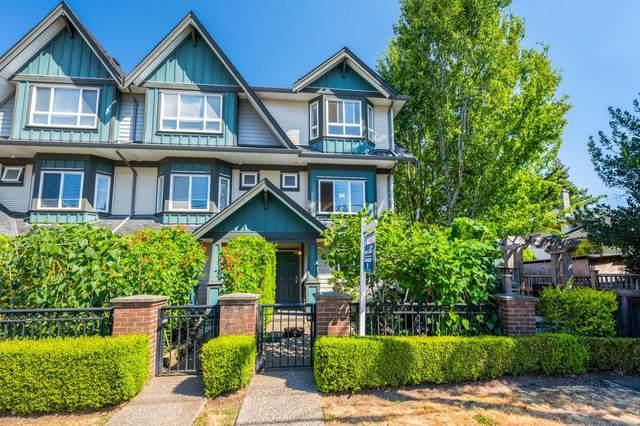9791 Granville Avenue #4, Richmond, BC V6Y 1P9 (#R2604380) :: Initia Real Estate