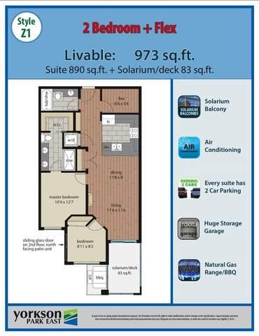 8538 203A Street #302, Langley, BC V0V 0V0 (#R2604403) :: Initia Real Estate