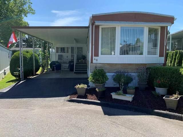1840 160 Street #48, Surrey, BC V4A 4X4 (#R2604412) :: Initia Real Estate