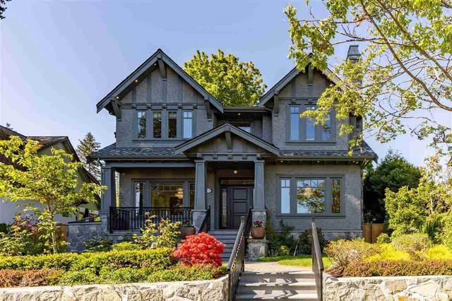 3981 W 35TH Avenue, Vancouver, BC V6N 2P1 (#R2604414) :: Initia Real Estate