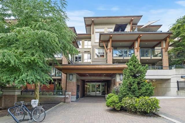 1633 Mackay Avenue #323, North Vancouver, BC V7P 0A2 (#R2604415) :: 604 Realty Group