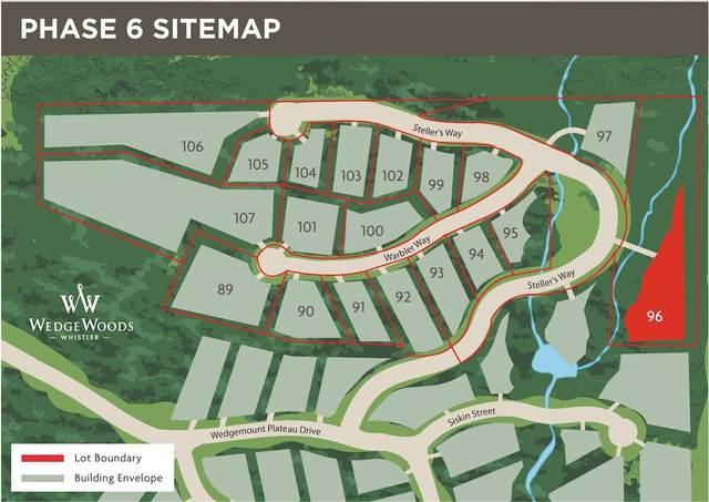 9297 Steller's Way, Whistler, BC V8E 1M1 (#R2604419) :: Initia Real Estate