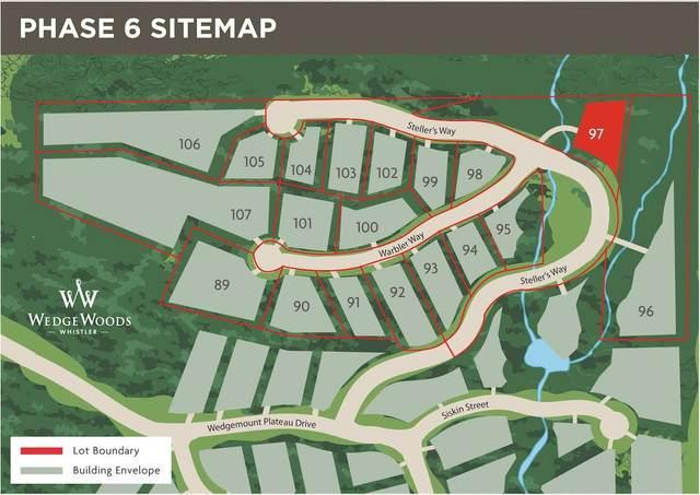 9301 Steller's Way, Whistler, BC V8E 1M1 (#R2604427) :: Initia Real Estate
