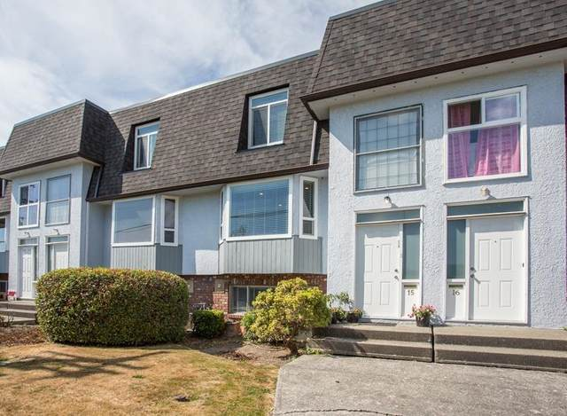 8311 Steveston Highway #15, Richmond, BC V7A 1M4 (#R2604430) :: Initia Real Estate
