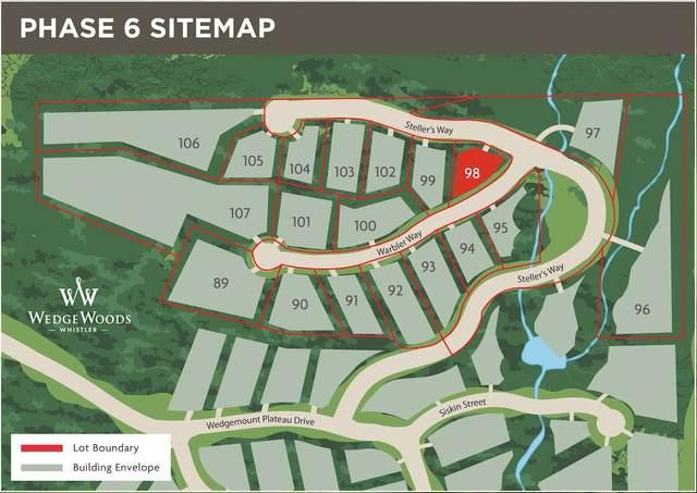 9300 Steller's Way, Whistler, BC V8E 1M1 (#R2604437) :: Initia Real Estate