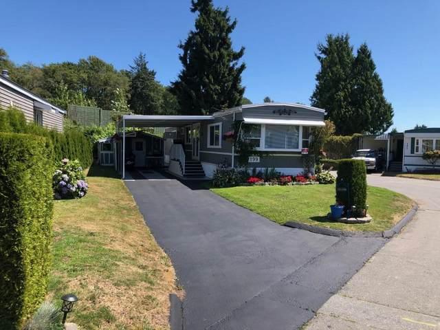 1840 160 Street #199, Surrey, BC V4A 4X4 (#R2604438) :: Premiere Property Marketing Team