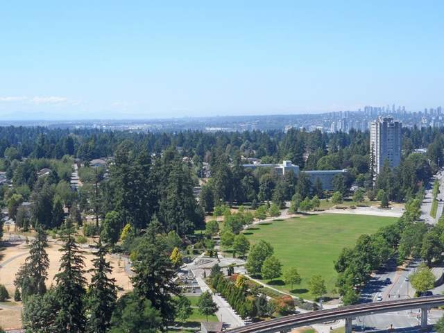 9981 Whalley Boulevard #2907, Surrey, BC V3T 0G6 (#R2604442) :: Initia Real Estate
