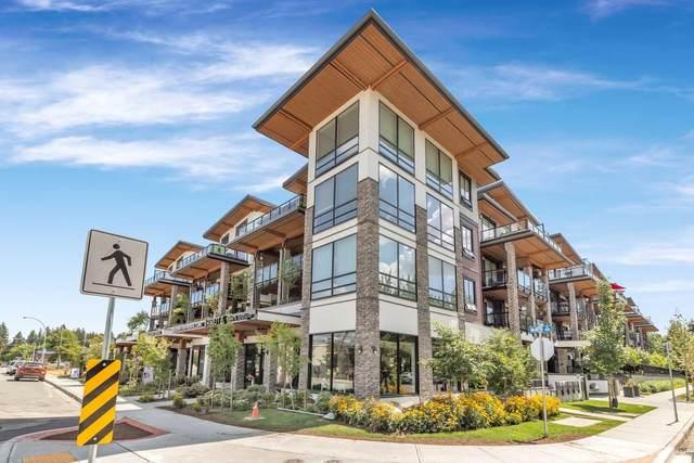 12460 191 Street #317, Pitt Meadows, BC V3Y 2J2 (#R2604444) :: Initia Real Estate
