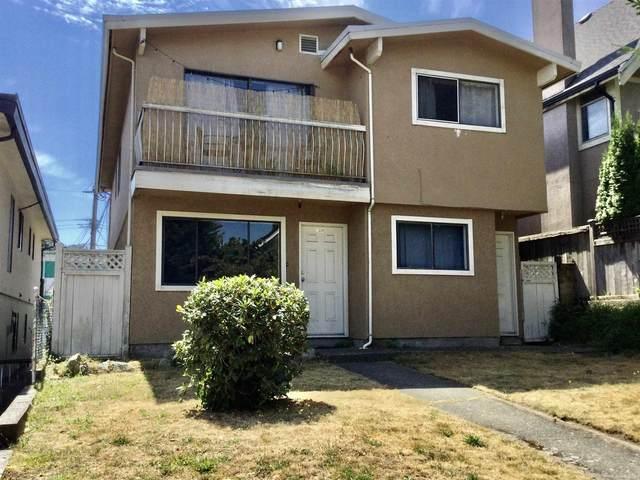 1316 E 13TH Avenue #1320, Vancouver, BC V5N 2B6 (#R2604462) :: Initia Real Estate