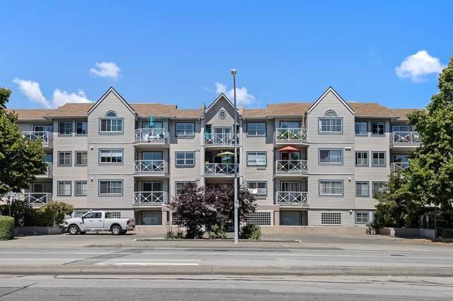 12101 80 Avenue #121, Surrey, BC V3W 5V6 (#R2604485) :: Initia Real Estate