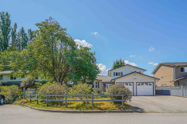 20868 Stoney Avenue, Maple Ridge, BC V2X 7T1 (#R2604486) :: Initia Real Estate