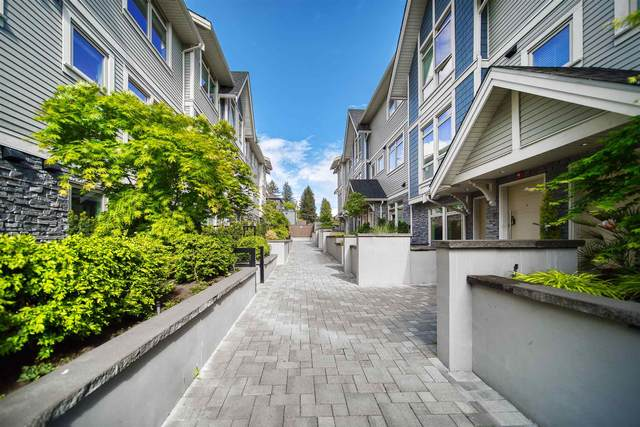 115 W Queens Road #12, North Vancouver, BC V7N 2K4 (#R2604524) :: Premiere Property Marketing Team
