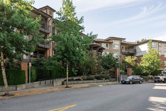 600 Klahanie Drive #302, Port Moody, BC V3H 5L2 (#R2604556) :: Initia Real Estate