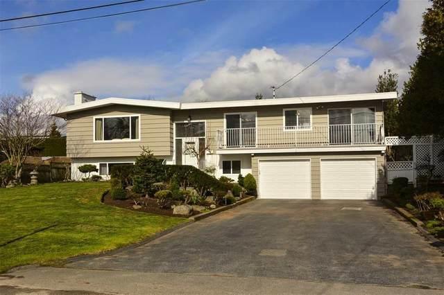 14495 Mann Park Crescent, White Rock, BC V4B 3A7 (#R2604561) :: Premiere Property Marketing Team