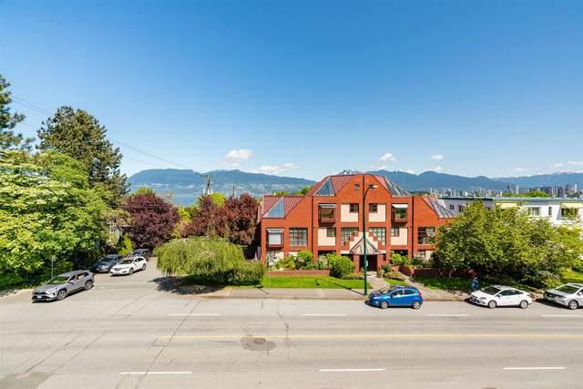 2494 Cornwall Avenue #201, Vancouver, BC V6K 1B8 (#R2604572) :: Initia Real Estate