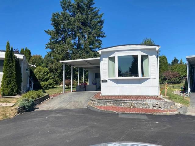 1840 160 Street #208, Surrey, BC V4A 4X4 (#R2604588) :: Premiere Property Marketing Team