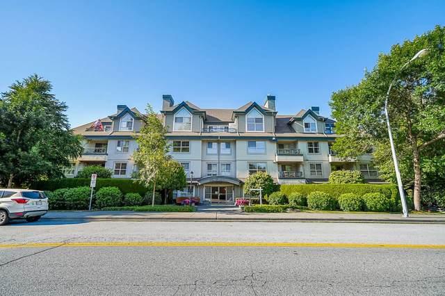15325 17 Avenue #103, Surrey, BC V4A 1T8 (#R2604601) :: Premiere Property Marketing Team