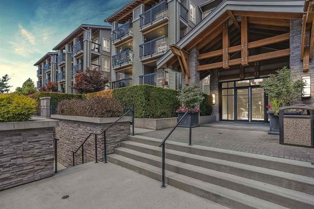 21009 56 Avenue #316, Langley, BC V3A 0C9 (#R2604621) :: 604 Realty Group