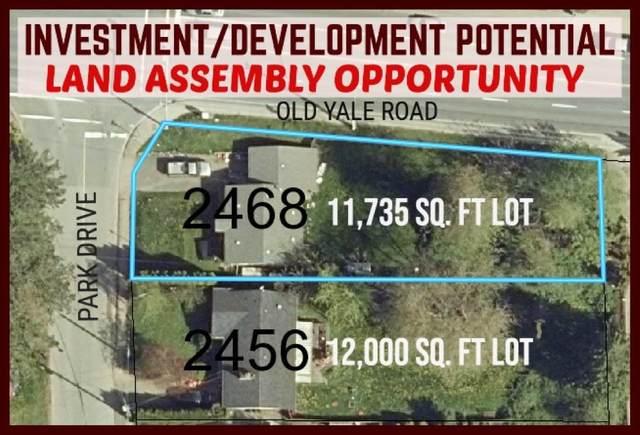 2468 Park Drive, Abbotsford, BC V2S 5N7 (#R2604629) :: Premiere Property Marketing Team