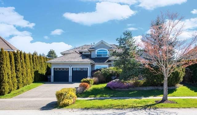 2348 Chantrell Park Drive, Surrey, BC V4A 9W8 (#R2604637) :: Ben D'Ovidio Personal Real Estate Corporation | Sutton Centre Realty