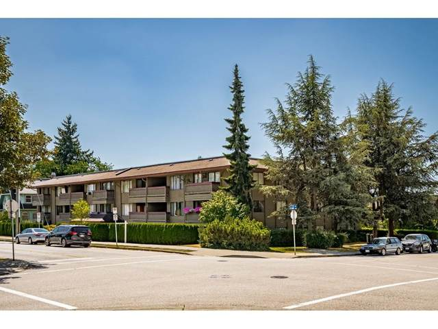 436 Seventh Street #210, New Westminster, BC V3M 3L3 (#R2604651) :: Ben D'Ovidio Personal Real Estate Corporation | Sutton Centre Realty