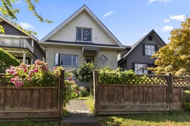 982 E 28TH Avenue, Vancouver, BC V5V 2P2 (#R2604655) :: Premiere Property Marketing Team