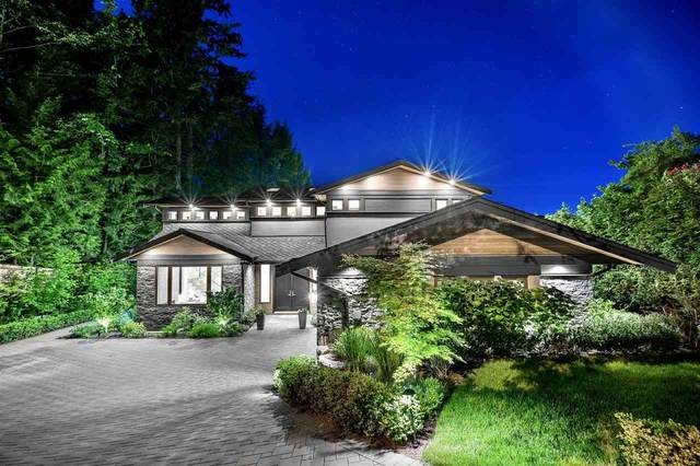 5416 Marine Drive, West Vancouver, BC V7W 2R2 (#R2604683) :: Ben D'Ovidio Personal Real Estate Corporation   Sutton Centre Realty