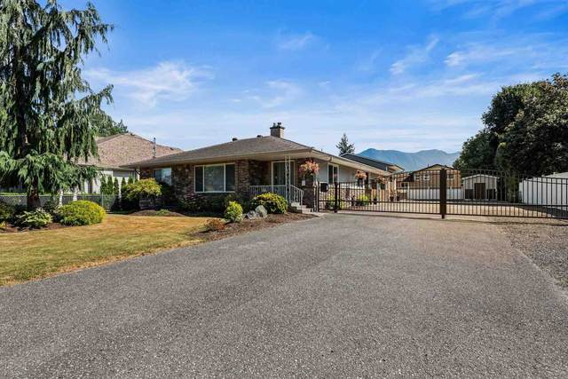 45490 South Sumas Road, Chilliwack, BC V2R 1S3 (#R2604697) :: Ben D'Ovidio Personal Real Estate Corporation | Sutton Centre Realty