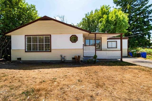 46228 First Avenue, Chilliwack, BC V2P 1W5 (#R2604700) :: Ben D'Ovidio Personal Real Estate Corporation | Sutton Centre Realty
