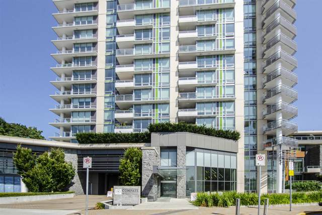 680 Seylynn Crescent #1005, North Vancouver, BC V7J 0B5 (#R2604748) :: Premiere Property Marketing Team