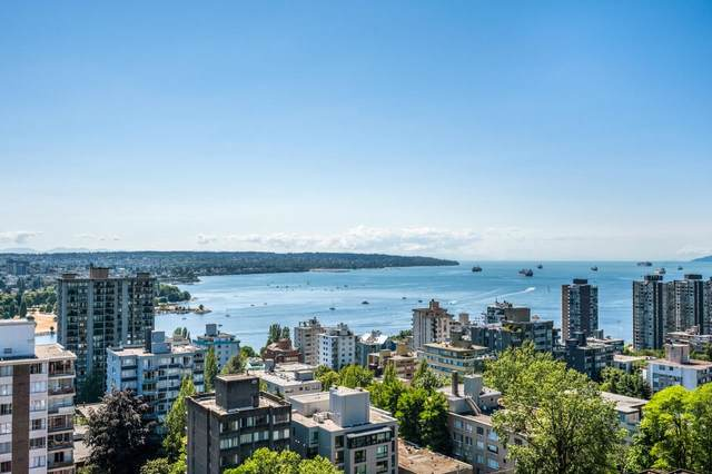 1171 Jervis Street #1602, Vancouver, BC V6E 0C9 (#R2604755) :: Ben D'Ovidio Personal Real Estate Corporation   Sutton Centre Realty