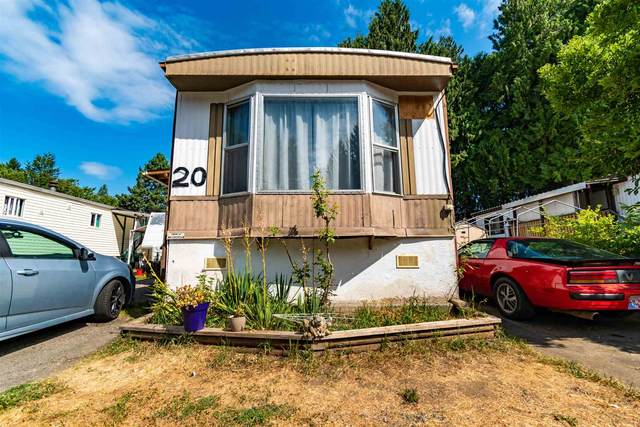 52604 Yale Road #20, Rosedale, BC V0X 1X1 (#R2604762) :: Ben D'Ovidio Personal Real Estate Corporation   Sutton Centre Realty