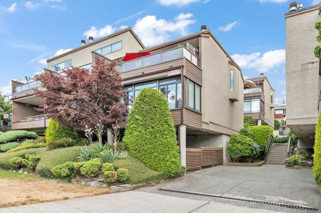 220 E 4TH Street #3, North Vancouver, BC V7L 1H9 (#R2604803) :: Premiere Property Marketing Team