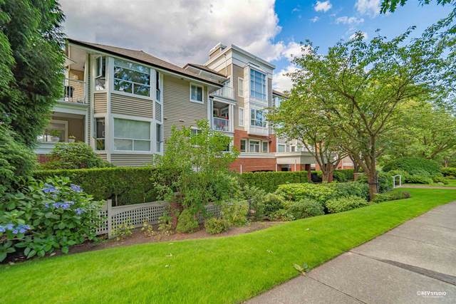 5280 Oakmount Crescent #205, Burnaby, BC V5H 4S1 (#R2604815) :: 604 Home Group