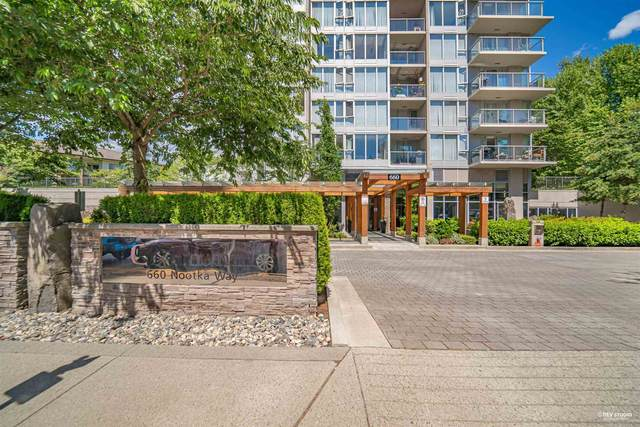 660 Nootka Way #609, Port Moody, BC V3H 0B7 (#R2604880) :: Ben D'Ovidio Personal Real Estate Corporation | Sutton Centre Realty