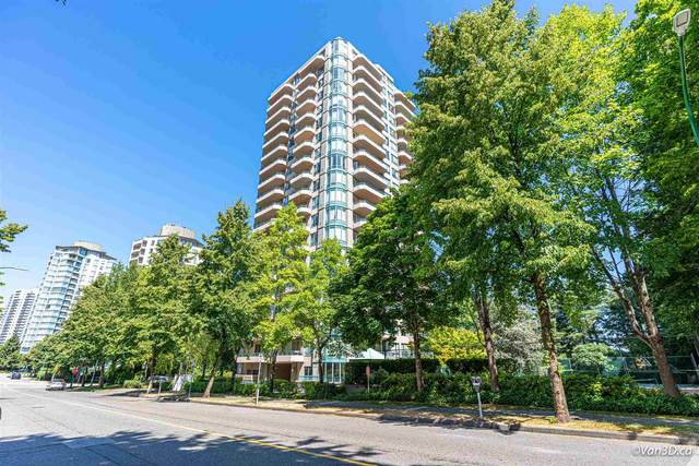4603 Hazel Street #1802, Burnaby, BC V5H 4N1 (#R2604882) :: Ben D'Ovidio Personal Real Estate Corporation   Sutton Centre Realty
