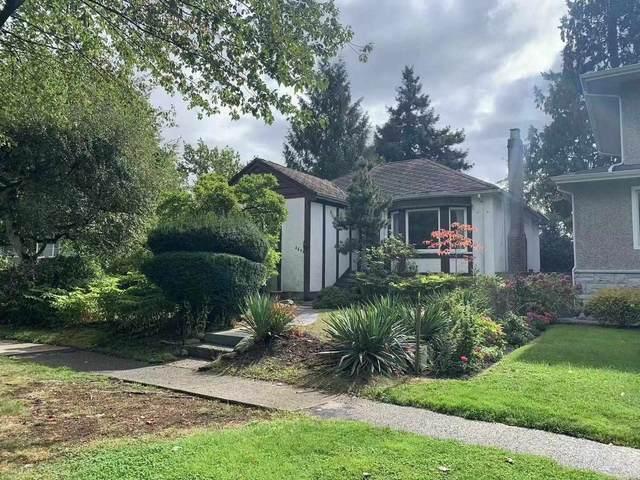 3508 W 30TH Avenue, Vancouver, BC V6S 1W5 (#R2604889) :: Ben D'Ovidio Personal Real Estate Corporation | Sutton Centre Realty
