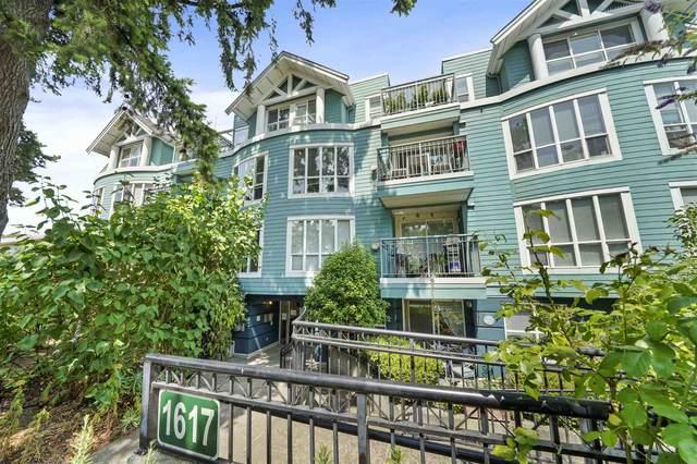 1617 Grant Street #204, Vancouver, BC V5L 2Y4 (#R2604892) :: Premiere Property Marketing Team