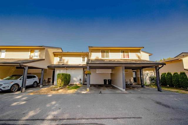 27456 32 Avenue #64, Langley, BC V4W 3P2 (#R2604903) :: 604 Realty Group