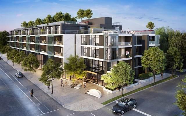 3596 W 28TH Avenue #203, Vancouver, BC V0V 0V0 (#R2604919) :: Ben D'Ovidio Personal Real Estate Corporation | Sutton Centre Realty