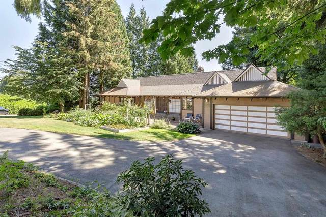 2976 Lazy A Street, Coquitlam, BC V3C 3N7 (#R2604920) :: Ben D'Ovidio Personal Real Estate Corporation | Sutton Centre Realty
